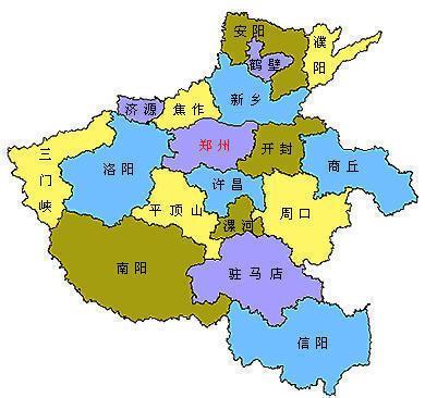 河南省的一座小县,乃两晋司马氏之故里,也是太极拳的起源地