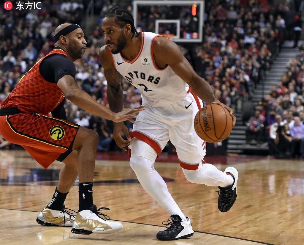 9日NBA球鞋上脚一览:老卡特Shox BB4告别多伦多
