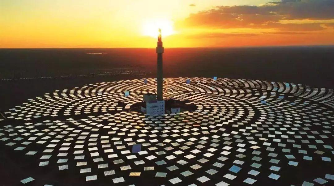 光热项目一旦通过拐点,将迎来爆发性增长