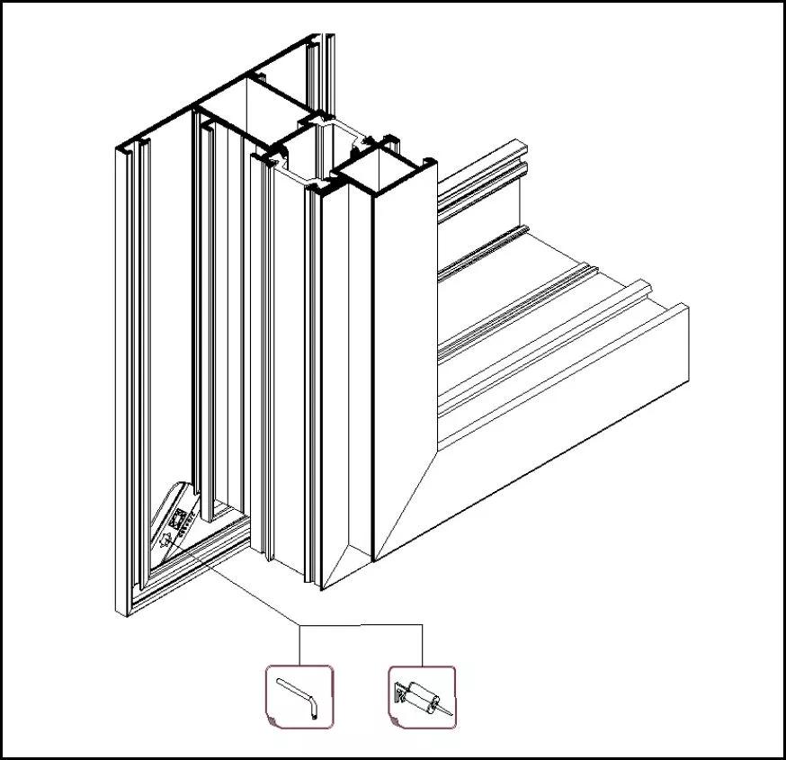 欣畅门窗严格的门窗检测系统造就高品质门窗