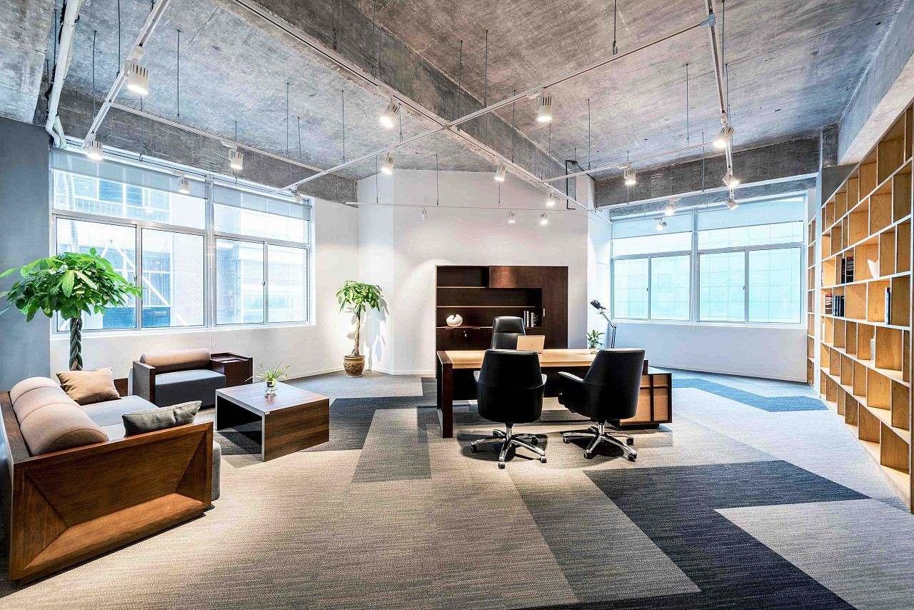 家具企业展览展厅设计