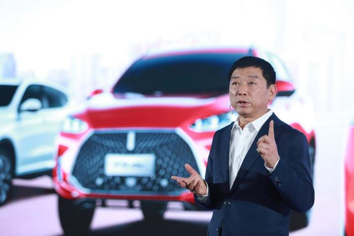 再夺SUV皮卡双冠王 长城汽车2018年销量突破105万辆_腾讯分分彩历