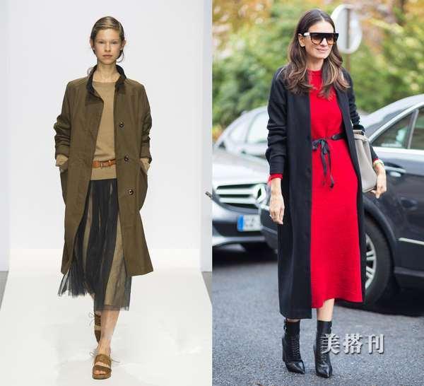 高級又簡單的時尚法則,一條腰帶是你冬季穿搭的小心機