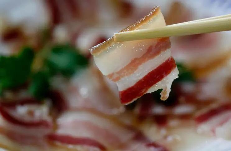 徽州刀板香、香肠、酱黑猪肉过年必备腊味_五花肉