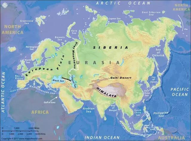 欧亚大陆整合,美霸权陨落,中国复兴正当时 【会员阅读图片
