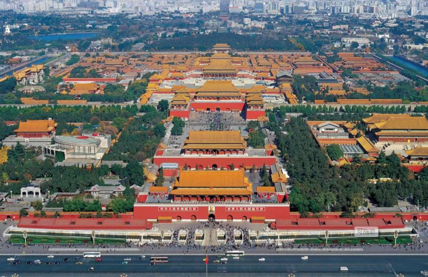 故宫开放40年,据说这栋楼最神秘,门前有军人站岗且禁止游客进入