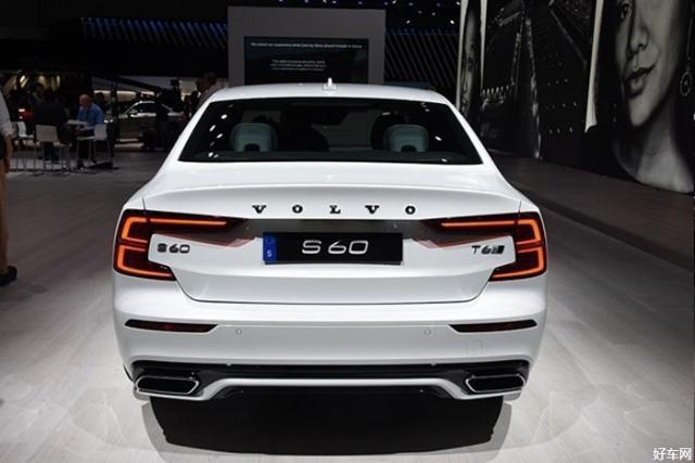 全新S60颜值爆表沃尔沃变速箱完爆BBA_湖南快乐十分