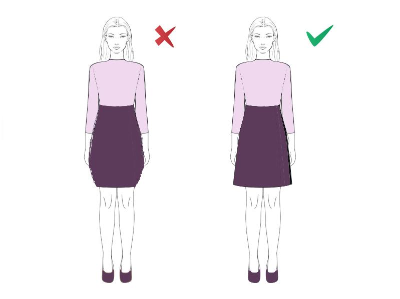 模特身材围度标准