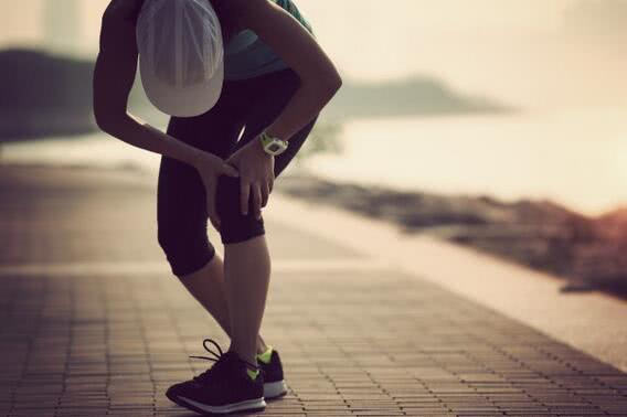 膝盖积液怎么运动减肥最快最有效图片