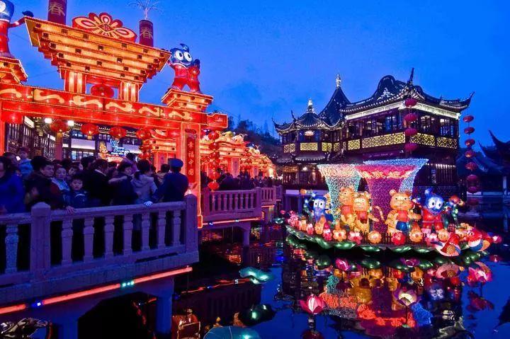 中国花灯厂灯会展览有多少家?