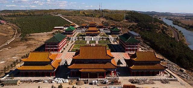 中国最神秘古寺,全寺中没用一枚钉子,为何会被称为是深山龙宫?