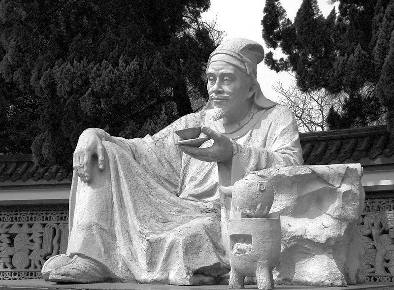 茶圣陆羽:一个人的心胸,是被委屈撑大的