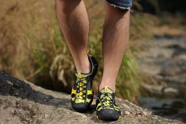 选择专业溯溪鞋的七大关键点
