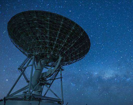 外星人发来电波图片