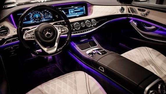 王思聪最便宜的一辆车顶配的迈巴赫S网友:一辈子买不起系列_新凤