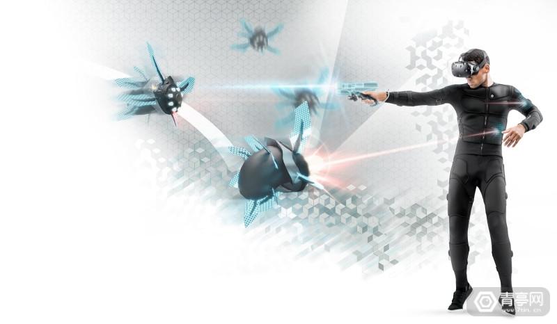 CES2019:Teslasuit展示全身VR体感服或用于军事培训
