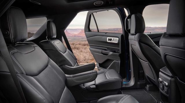 CD6平台+V6发动机全新福特探险者年内国产期待吗?