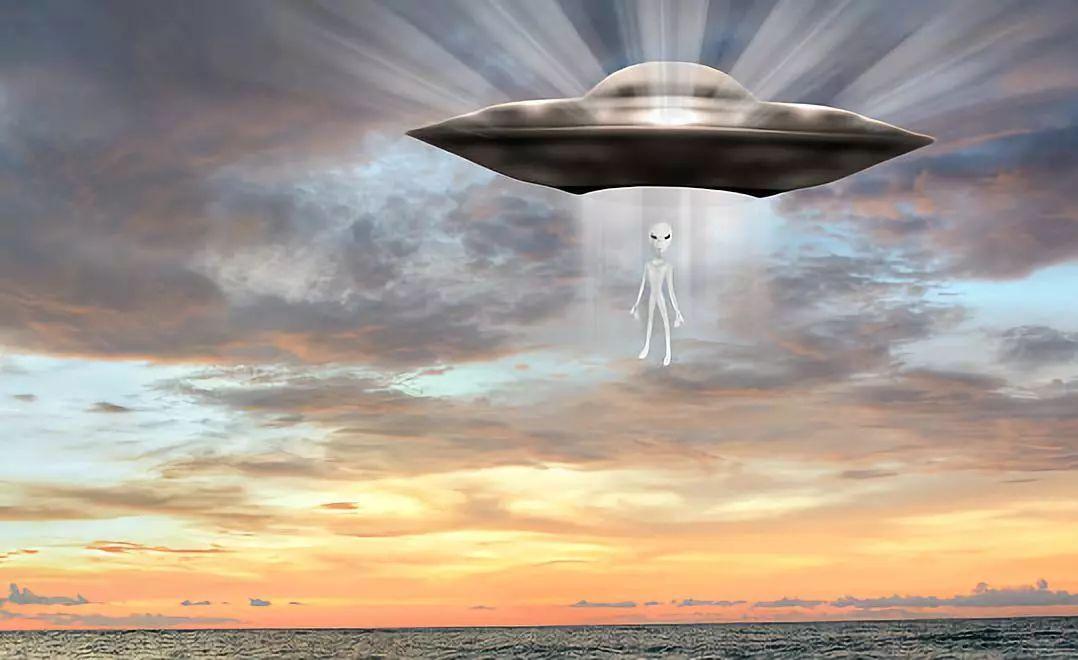 外星人发神秘电波图片