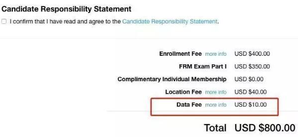 【FRM报考指南】19年FRM考试内容报名条件等13项常识