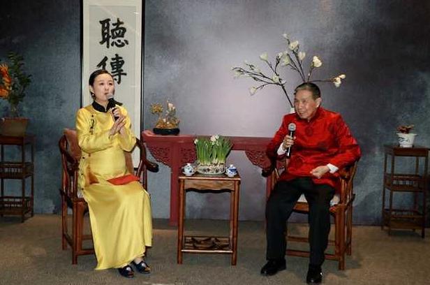 首档中医药传承访谈节目《36.7℃ 听·传人说》在上海开播