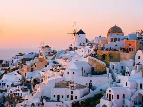 偶然的反義詞【一次偶然的旅行讓我決定移民希臘,現在我的生活是這樣的...】