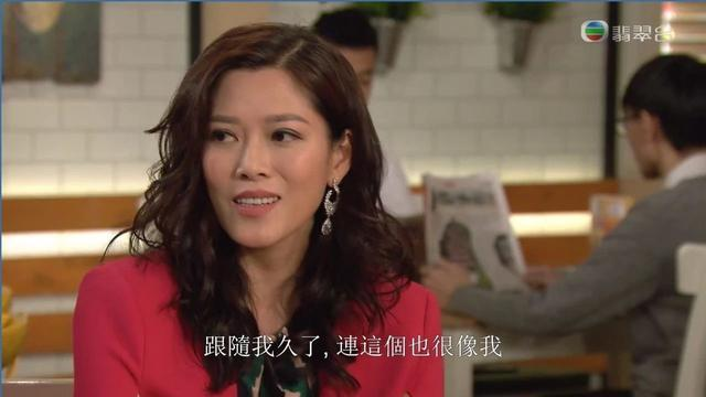 單集收視破記錄 TVB最佳女配角坦言:想嘗試演其他劇
