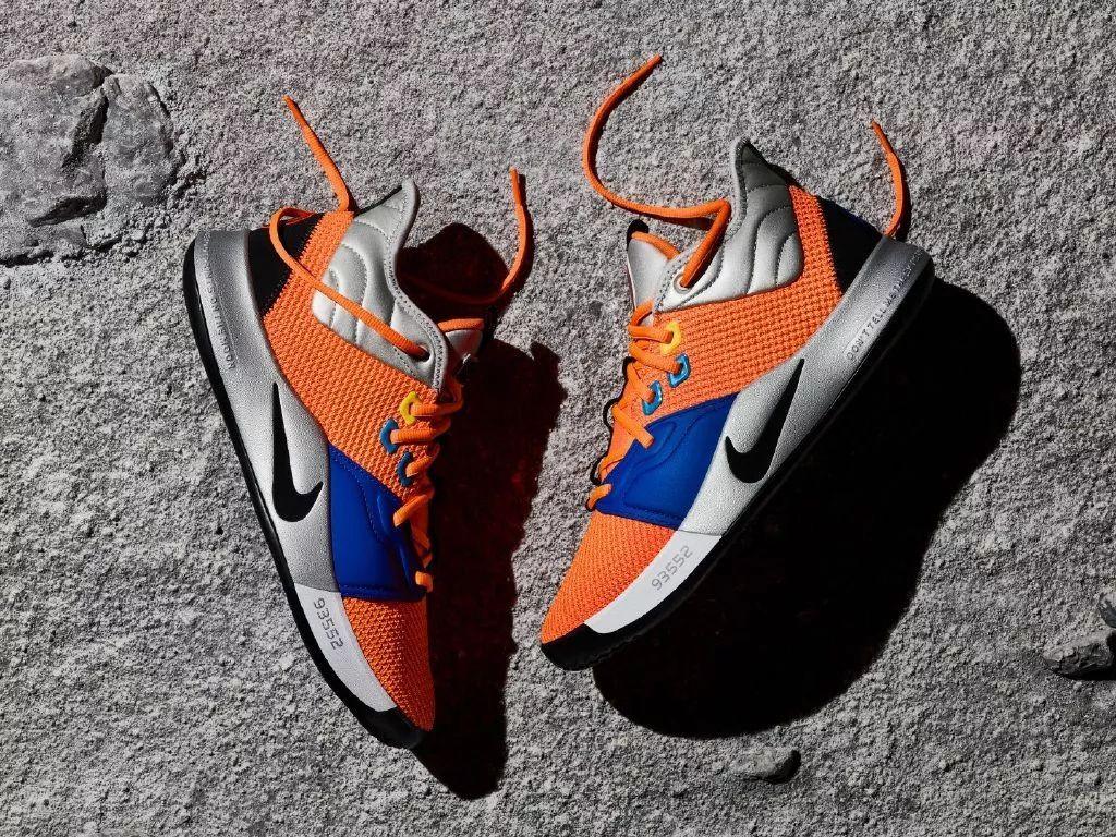 738374c6a76 XH55球鞋新闻   PG 3 X NASA 正式发布· LeBron 16