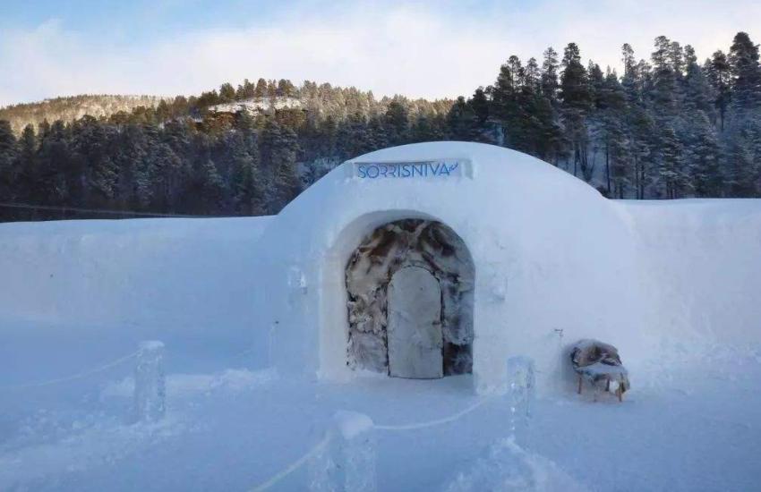 住宿费6000元一晚!世界最冷的主题酒店,全部东西由冰块制作