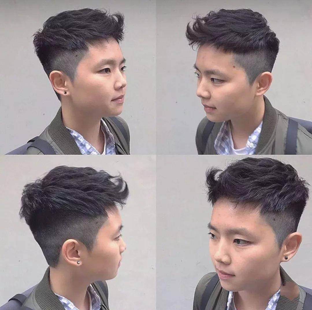 男生37分发型有哪几种 每款三七分发型都这么帅气_男人世界手机版