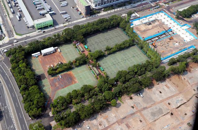 东京奥运场馆因施工单位破产停工 日本:不影响奥运