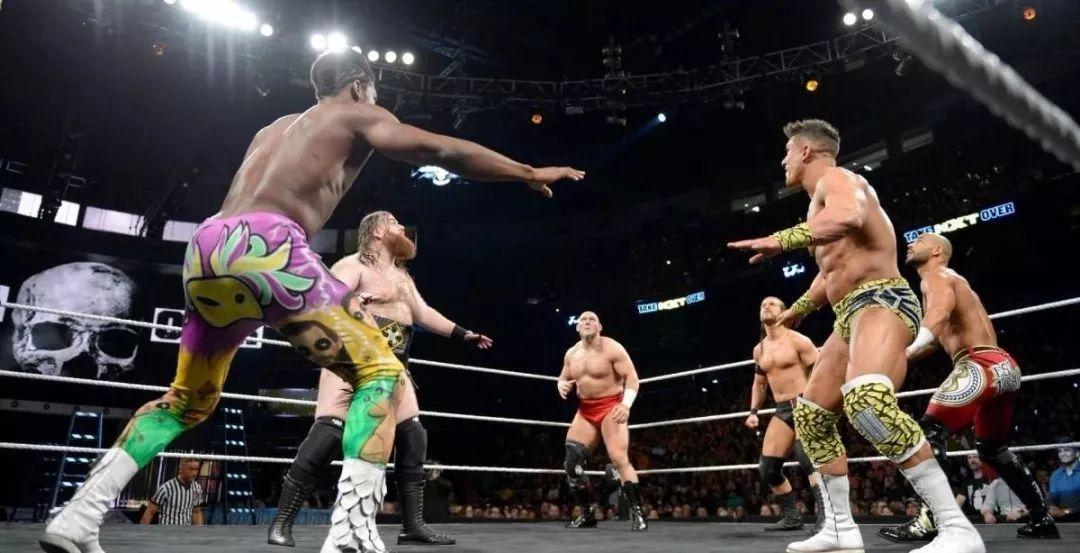约翰·塞纳的摔角狂热大赛对手竟会是他!WWE重量级新星正冉冉升起……