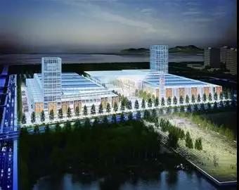這才叫高大上!中國·紅島國際會議展覽中心裝修收尾|紅島國際會議展覽中心