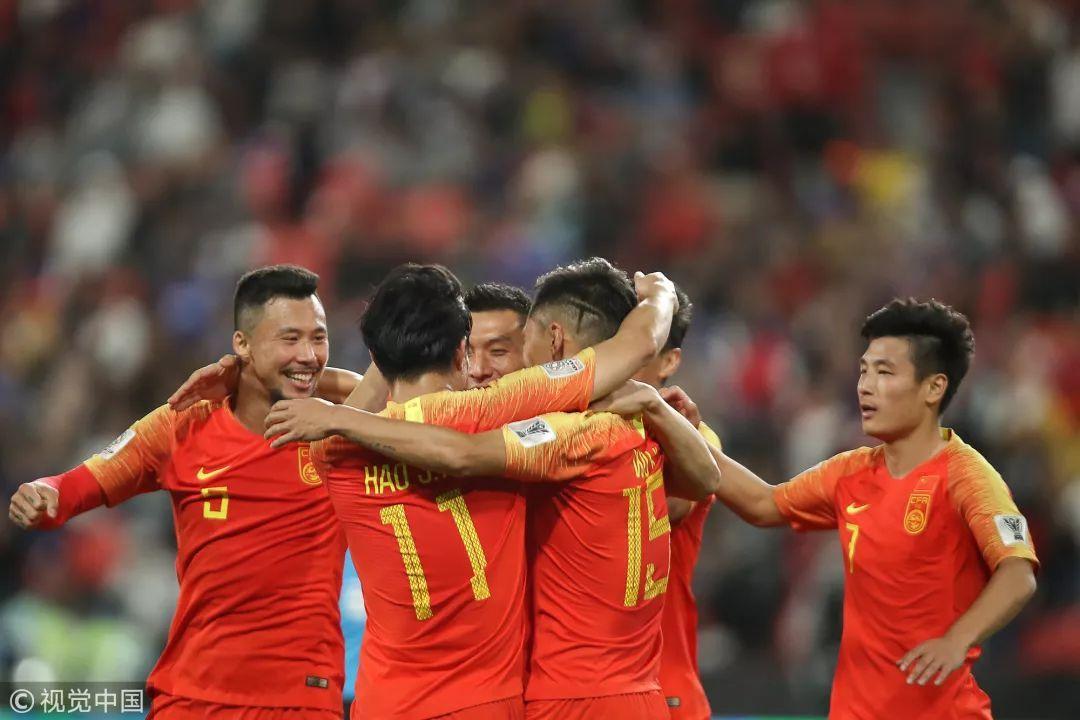 我们出线了!国足成为亚洲杯第二支小组出线球队
