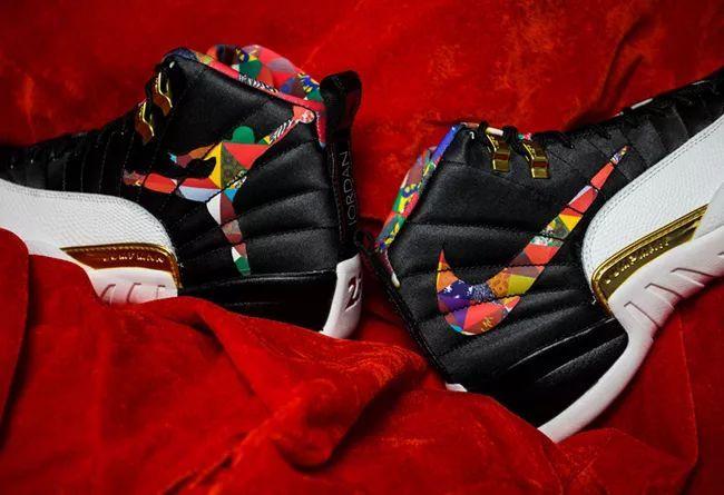 """Air Jordan 12 """"CNY"""""""