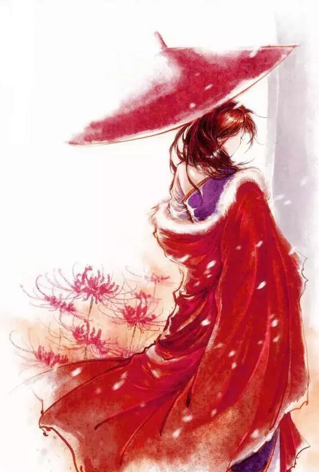 雪莲花的传说图片