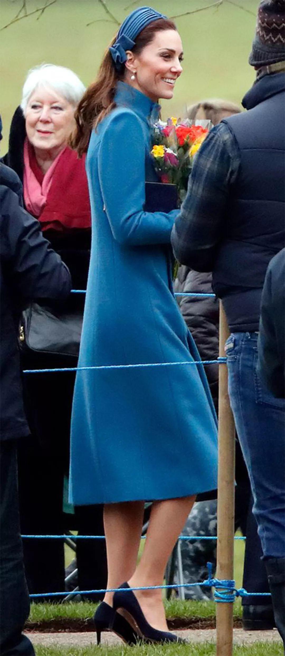 凱特王妃造型終於不再單調,將寬發箍變「改良」禮帽,高級又驚艷