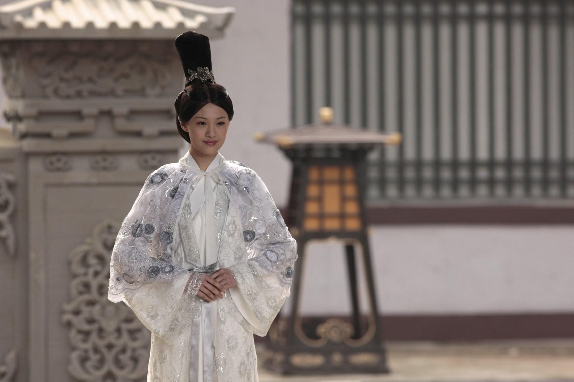 长孙皇后亲孙女,嫌未婚夫太丑,成了正史记载的逃跑新娘