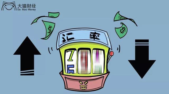 """漫畫科普貼:不到百年的匯率史,是怎么被""""操縱""""的?:2018臺灣匯率漲了嗎"""