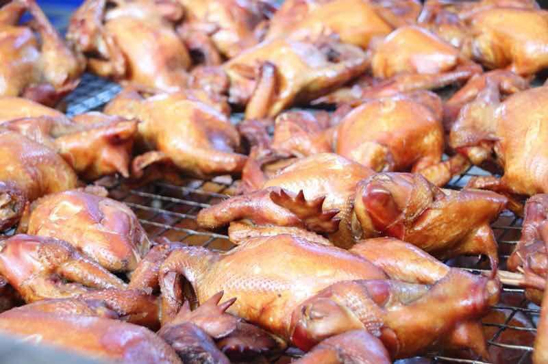 大庄烧鸡产品特色和优势