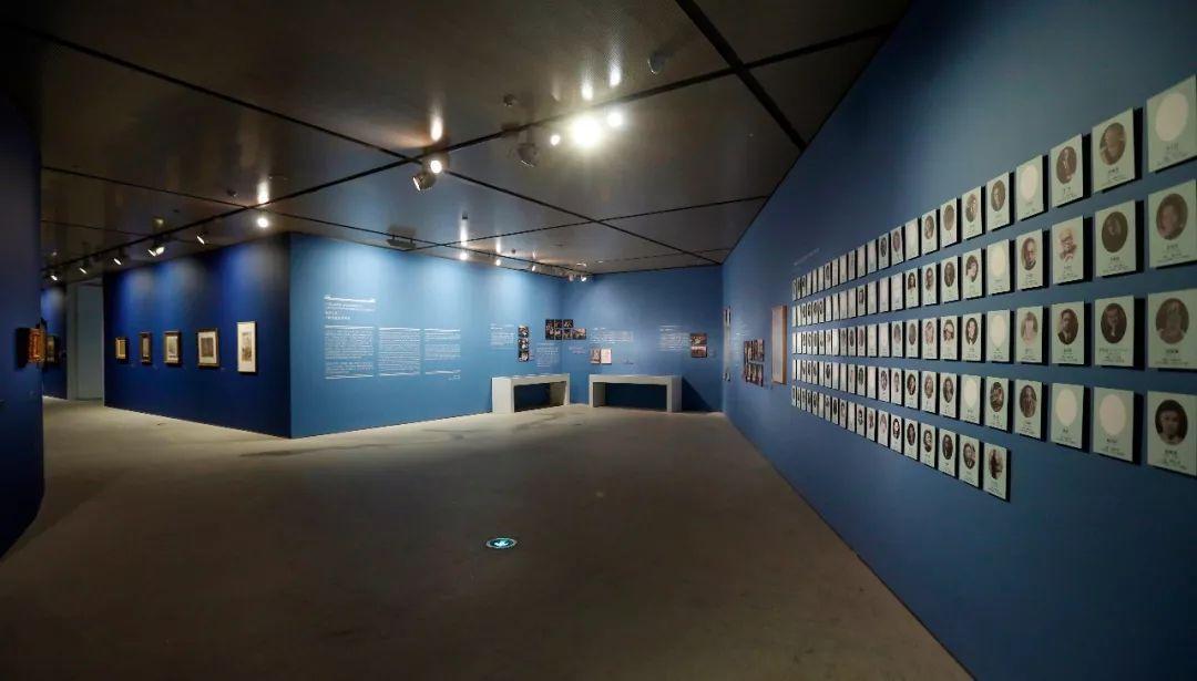 """留法艺术家与中国现代美术"""" 展览开幕式上的致"""