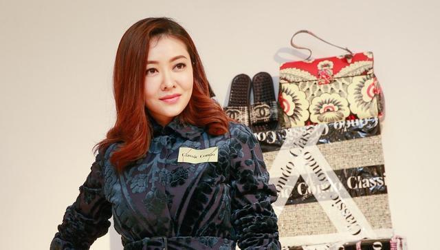 熊黛林祝福郭富城再度當爸,有了雙胞胎女兒,對追生男孩表示隨緣