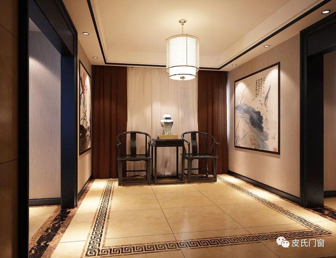 中式风格门窗