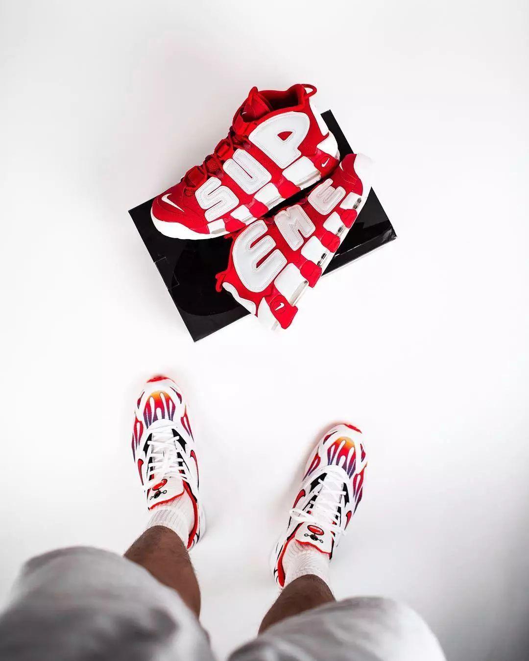 壁池 | 通常你喜歡怎麼拍球鞋?