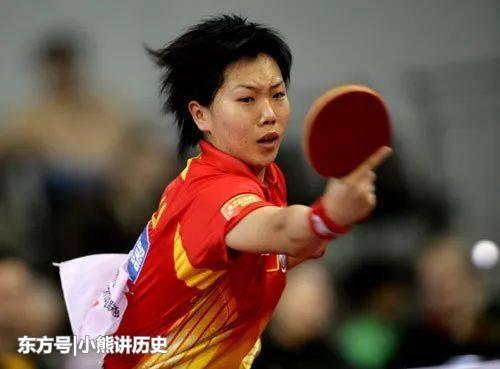 回眸武术上10位乒乓球大满贯历史,9位女生,一位是国人外国得主图片图片