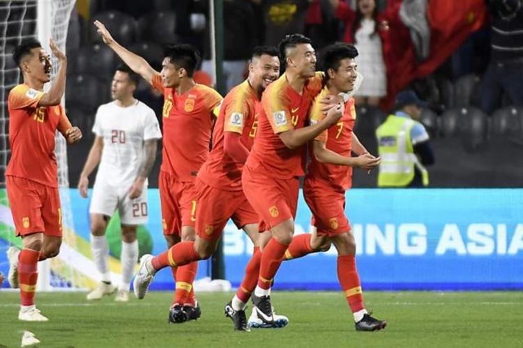 亚洲杯两连胜!国足排名升至亚洲第6 有希望成为世预赛种子队