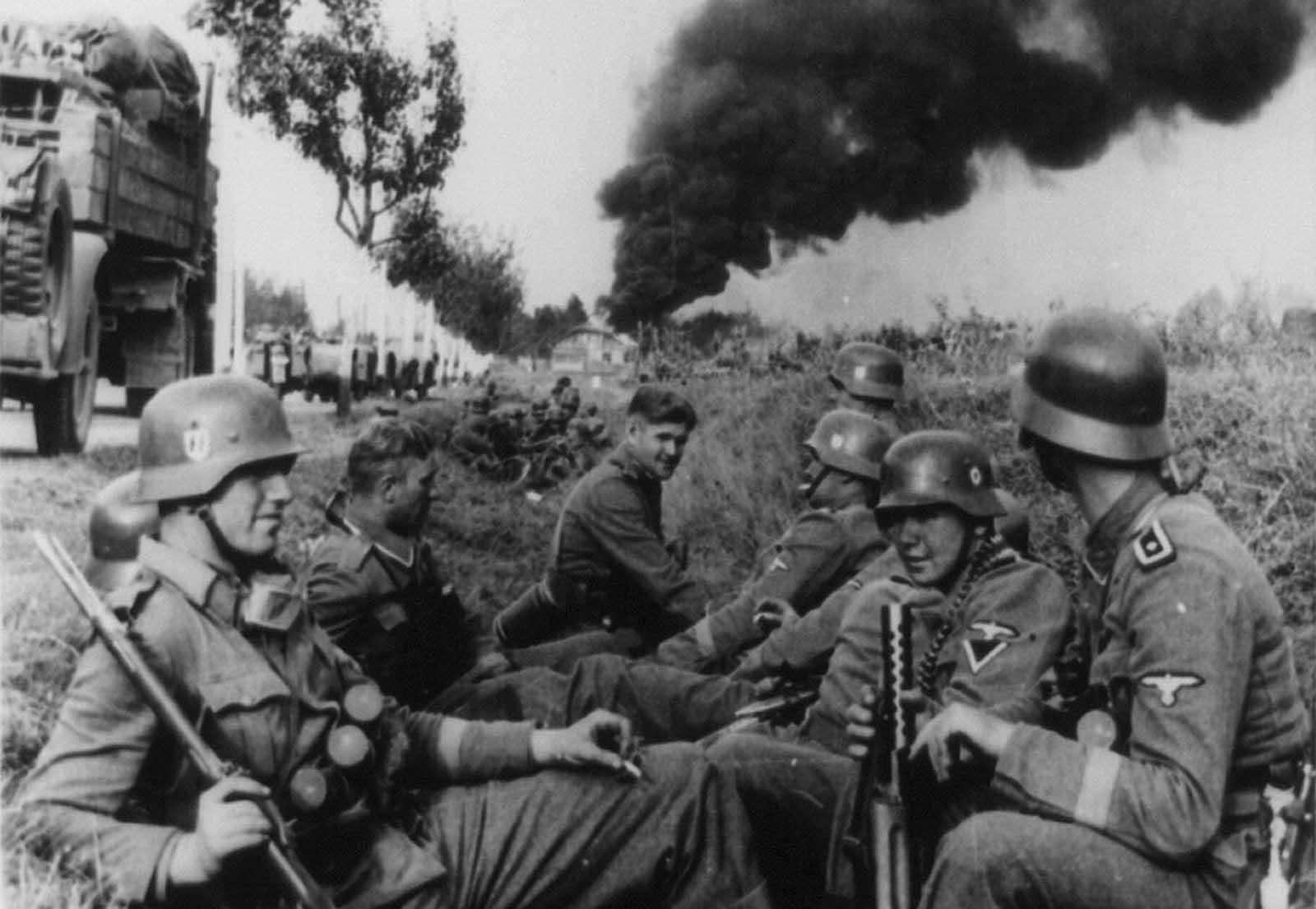 二战德占苏联人口_苏联二战图片