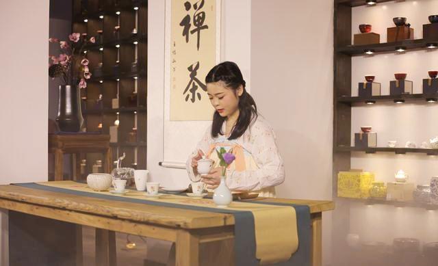 重庆眷秋茶院奥蓝分院成立暨揭牌仪式在渝北区举行