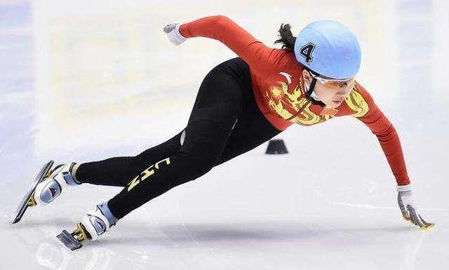短道速滑联赛大爆冷门!小将力压曲春雨臧一泽摘女子1000米金牌