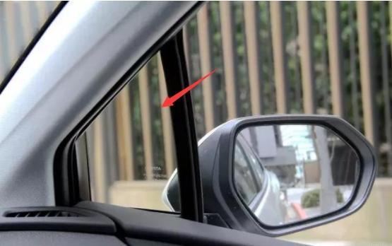汽车上的三角窗作用竟然这么大!