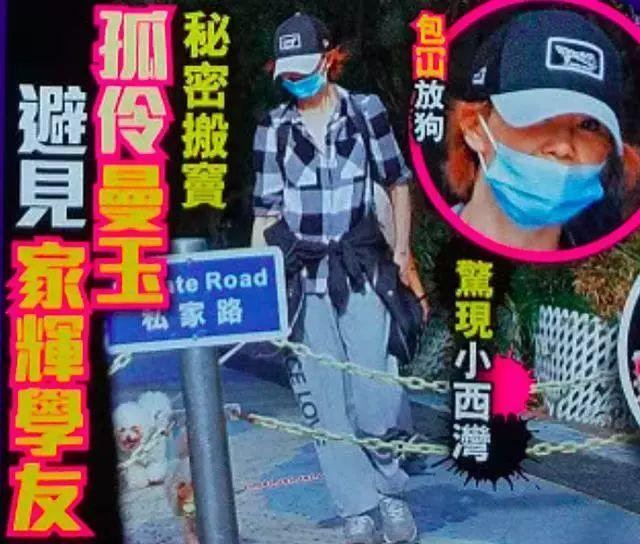 54岁张曼玉搬离豪宅,回香港平民区定居!独自现身公园遛狗显孤独(图21)